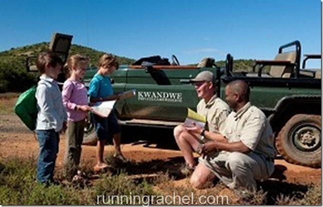 Kwandwe Kids Safari