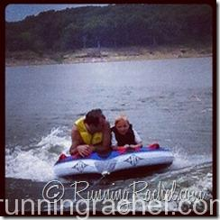 Tubing, Lake Fun, Summer, Boating