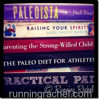 5 books, paleo, strong-willed child