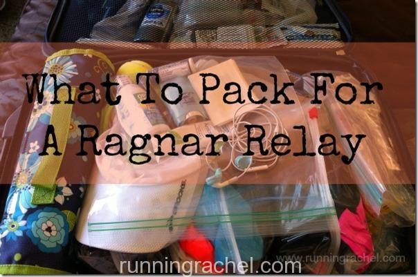 what to pack for a ragnar relay, ragnar relay, what to pack for a relay race