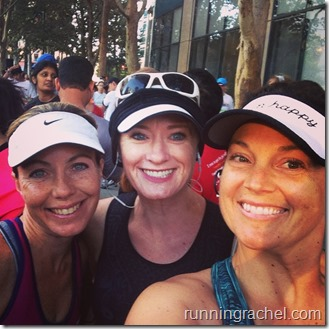 girlfriends, half marathon, rnrsj, rock n roll san jose