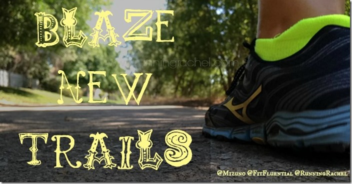 Blaze New Trails with Mizuno Wave Kazan